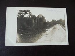 Auchy Oder Auchyles-Mines ? 1916 Fotokarte - Non Classificati