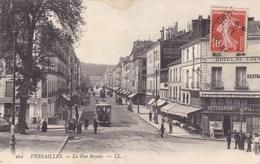 Yvelines - Versailles - La Rue Royale - Versailles