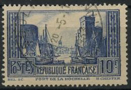 France (1929) N 261 (o) - Frankreich