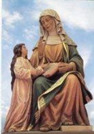 Cava De' Tirreni (Salerno) - Santino SANT'ANNA (Patrona Delle Partorienti) Santuario Francescano  - PERFETTO P87 - Religione & Esoterismo