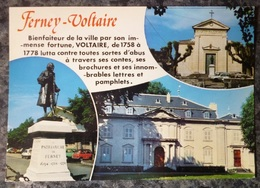 FERNAY- VOLTAIRE (01). MULTIVUES . ANNEE 1985.TBE. - Ferney-Voltaire