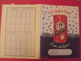 Protège-cahier Café Blanco Le Régal Des Parents, L'ami Des Enfants. - Copertine Di Libri