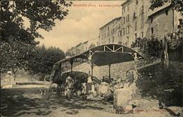 83  BAGNOLS En FORET  Le Lavoir Public - France
