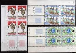 3 Blocs XX De 1572- 1573- 1771 - France