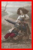 CPA MILITARIA. Guerre 1914-18.  Ne Crains Rien Soldat, L'Alsace Veille...I0194 - Patriottiche