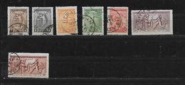 GRECE 166à170/174 Oblitérés Rond - 1906 Deuxième Jeux Olympiques