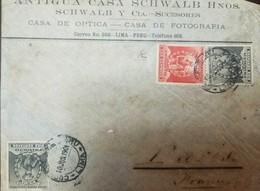 O) 1956 PERU, MANCO CAPAC-FOUNDER INCA DYNASTY SC 144 2c, FRANCISCO PIZARRO .CONQUEROR OF THE INCACEMPIRE SC 149 10c, AN - Peru