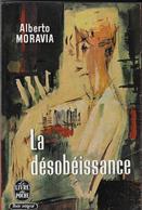 """""""La Désobéissance""""--Alberto MORAVIA-- Livre De Poche 1963-BE - Livres, BD, Revues"""