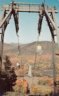 Skiing Chair Lift , PICO PEAK, RUTLAND , Vermont , 1957 - Winter Sports