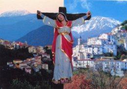 Santino SANTA LIBERATA Vergine Martire - PERFETTO P87 - Religione & Esoterismo