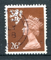 GRANDE BRETAGNE  ECOSSE    N° YT : 1896 - Regional Issues