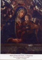 Caltagirone - Santino MARIA SANTISSIMA DEL PONTE - PERFETTO P87 - Religione & Esoterismo