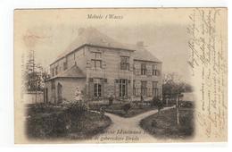 Melsele  (Waes) Oud Lusthof Prokureur IJssebrand 1672 Thans Van De Gebroeders Briels D.HENDRIX  1902 - Beveren-Waas