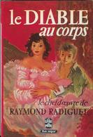 """""""Le Diable Au Corps""""--Raymond RADIGUET-- Livre De Poche 1964-BE - Livres, BD, Revues"""