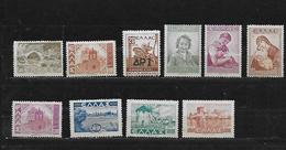 GRECE 471/472/481à483/XX  Neufs** - Grèce