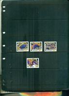 ASCENSION POISSONS WWF 4 VAL NEUFS A PARTIR DE 1 EURO - W.W.F.