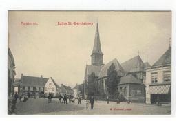 Mouscron. Eglise St.Barthélemy   E.Dumont Liège - Mouscron - Moeskroen