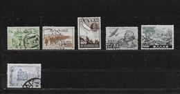 GRECE 547à550/552A  Oblitérés Rond - Grèce