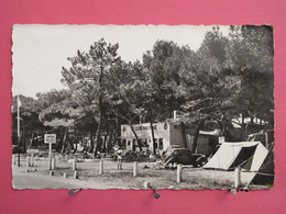 83 - Hyères Plage - Le Club Nautique - CPSM 1952 - Scans Recto Verso - Hyeres