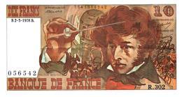 Billets > France > 10 Francs 1978  Qualité Spl/ - 1962-1997 ''Francs''