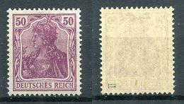 Deutsches Reich Michel-Nr. 146II Postfrisch - Geprüft - Ungebraucht