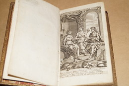 RARE,1694,l'Art De La Poésie,idée De La Musique,par Le Sieur De La Croix,complet 662 Pages,17 Cm./ 10 Cm.complet - Books, Magazines, Comics