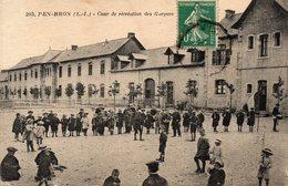 Cpa  44   PEN- BRON   Ecole   Cour De Recreation  Des Garcons - Francia