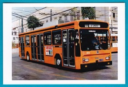 ATM Milano Autobus Bus Filobus SOCIMI 8820 Non Viaggiata - Autobus & Pullman