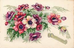 Thèmes - Fantaisies - Fleurs - Ste-Catherine - Femmes