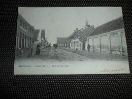 Meerdonck  Meerdonk  ( Sint - Gillis - Waas )  Dorpstraat - Sint-Gillis-Waas