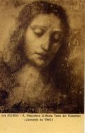 Milano - R.pinacoteca Di Brera Testa Del Redentore - Leonardi Da Vinci - Formato Piccolo Non Viaggiata – E 9 - Cartoline