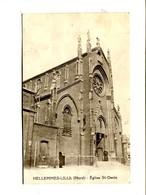 HELLEMES LILLE (59) - Eglise St Denis - Autres Communes