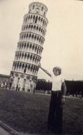 Pisa - Foto Con Torre Di Pisa - Formato Piccolo Non Viaggiata – E 9 - Cartoline