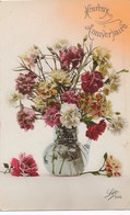 Thèmes - Fantaisies - Fleurs - Heureux Anniversaire - Autres