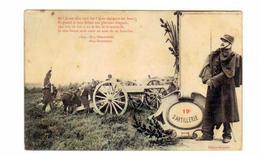 Artillerie - Le 19e D'Artillerie - Regiments