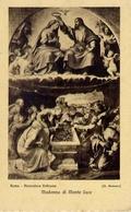 Roma - Pinacoteca Vaticana - Madonna Di Monte Luce - Formato Piccolo Non Viaggiata – E 9 - Cartoline