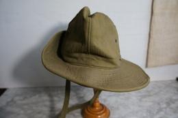 Chapeau De Brousse Modèle 49 Indochine / Algérie. Armée Française. French Army Hat Vietnam / Algeria War - Headpieces, Headdresses