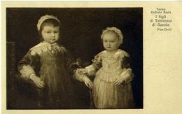 Torino - Bambini - Galleria Reale - I Figli Di Tommaso Di Savoia - Van Dyck - Formato Piccolo Non Viaggiata – E 9 - Cartoline