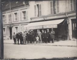 Commerce - Café R. Demenge - Tabac Vins Liqueurs - Ville à Situer - Caffé