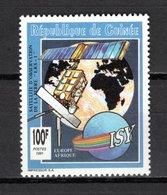 GUINEE N° 936  NEUF SANS CHARNIERE COTE 1.00€  ESPACE SATELLITE - Guinée (1958-...)