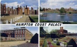 Hampton Court Palace - Formato Piccolo Viaggiata – E 9 - Cartoline