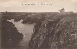 Morbihan : BELLE-ILE-en-MER : La Cote De Goulphar - Belle Ile En Mer