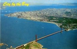 San Francisco - City By The Bay - Formato Piccolo Viaggiata – E 9 - Cartoline