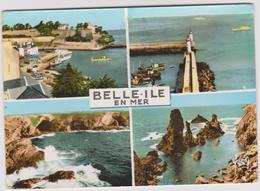 Morbihan :  BELLE  ILE  En  MER :  Vues - Belle Ile En Mer