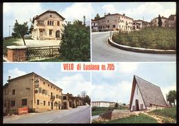 VELO DI LUSIANA, Vedutine - Viaggiata - Italia