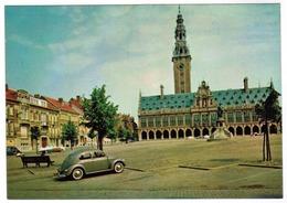 Leuven, Bibliotheek Van De Universiteit, VW Kever; Käfer, Coccinelle (pk52453) - Leuven