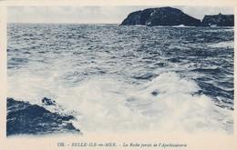 Morbihan : BELLE-ILE-en-MER : La Roche Percée De L'apothicairerie - Belle Ile En Mer