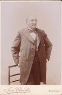 MONTE CARLO  / PHOTOGRAPHIE PORTRAIT / 1898 / VILLA DE LA GERONSTERE / NUMA BLANC FILS - Anciennes (Av. 1900)