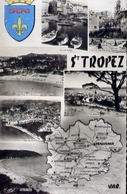 Var - S.tropez - Formato Piccolo Viaggiata – E 9 - Cartoline