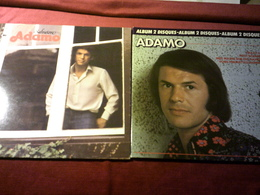 COLLECTION DE 5  VINYLES  DE SALVATOR  ADAMO - Complete Collections